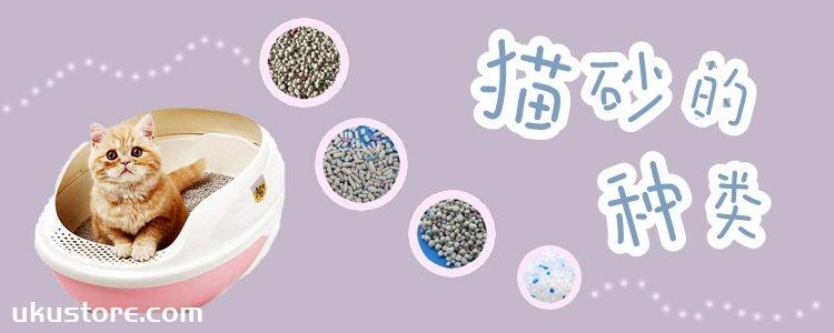 猫砂的种类